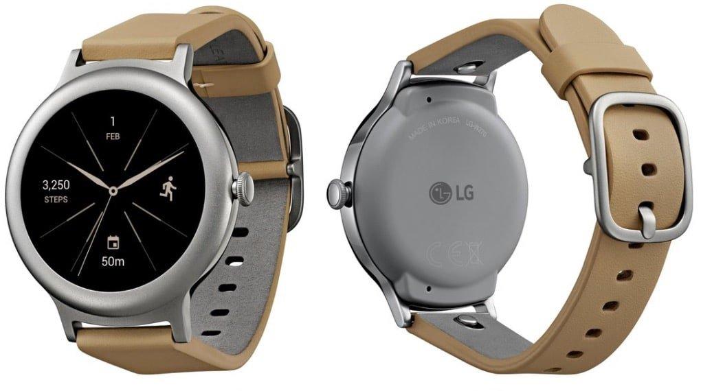 Mit Android Wear 2.0: Bildmaterial zu den neuen LG-Smartwatches 5