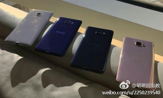 HTC's neues Smartphone zeigt sich angeblich auf mehreren Bildern 10