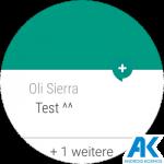AndroidKosmos | Test / Review: ASUS ZenWatch 3 - Android Wear mit viel Luft nach oben 4