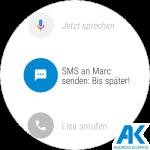 AndroidKosmos | Test / Review: ASUS ZenWatch 3 - Android Wear mit viel Luft nach oben 5