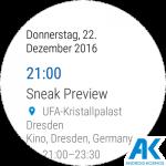 AndroidKosmos | Test / Review: ASUS ZenWatch 3 - Android Wear mit viel Luft nach oben 8