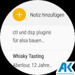 AndroidKosmos | Test / Review: ASUS ZenWatch 3 - Android Wear mit viel Luft nach oben 9