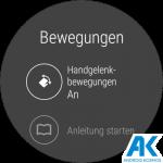 AndroidKosmos | Test / Review: ASUS ZenWatch 3 - Android Wear mit viel Luft nach oben 7