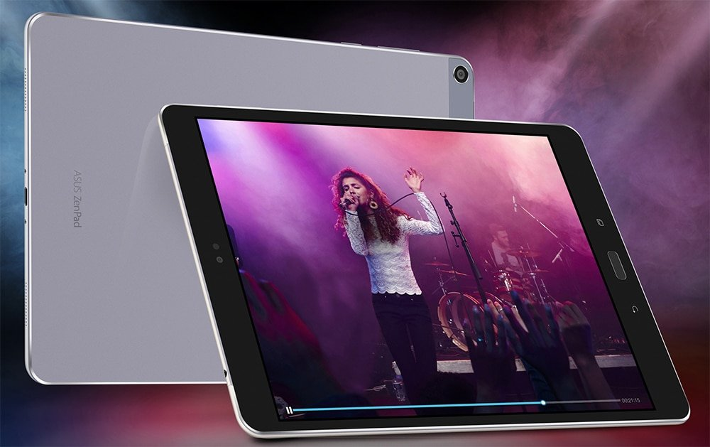 ASUS ZenPad 3S: Schlankes High-End-Tablet mit LTE vorgestellt 3