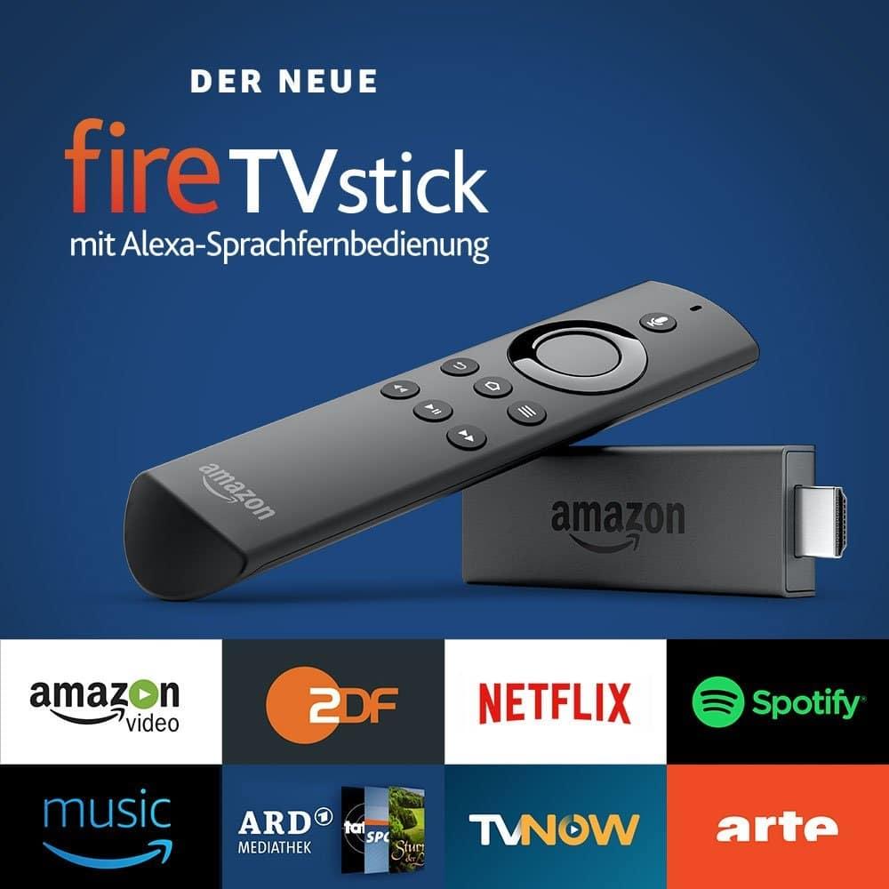 Amazon neuer FireTV Stick