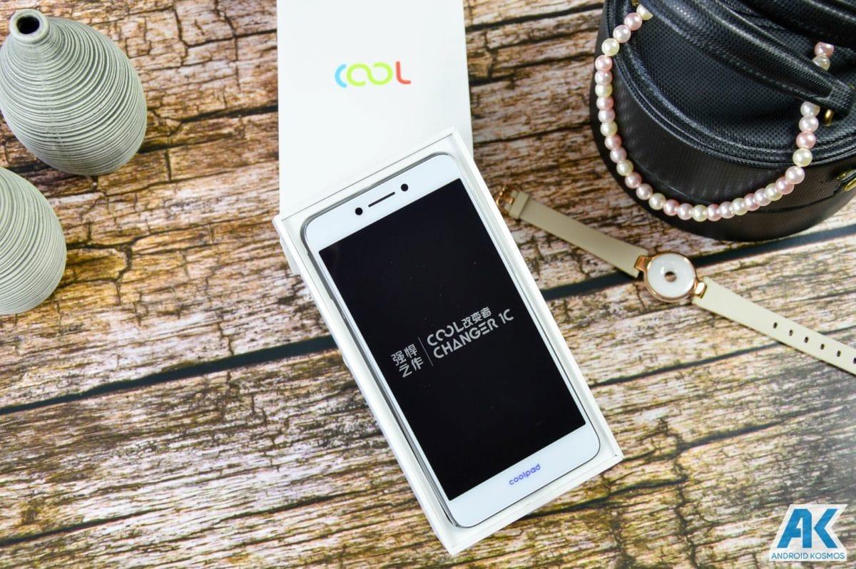 Coolpad Cool Changer 1C Test: Das erste Smartphone von LeEco und Coolpad 97
