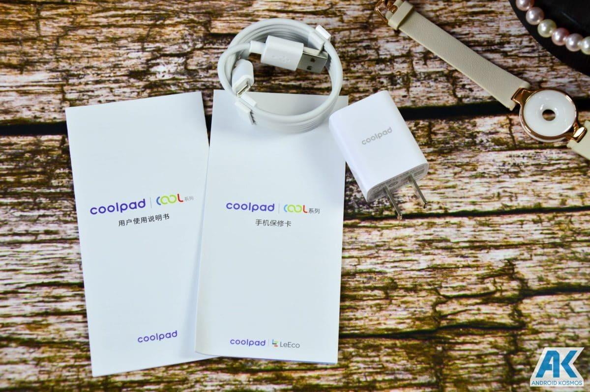 Coolpad Cool Changer 1C Test: Das erste Smartphone von LeEco und Coolpad 98