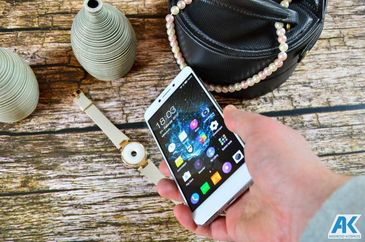 Coolpad Cool Changer 1C Test: Das erste Smartphone von LeEco und Coolpad 110