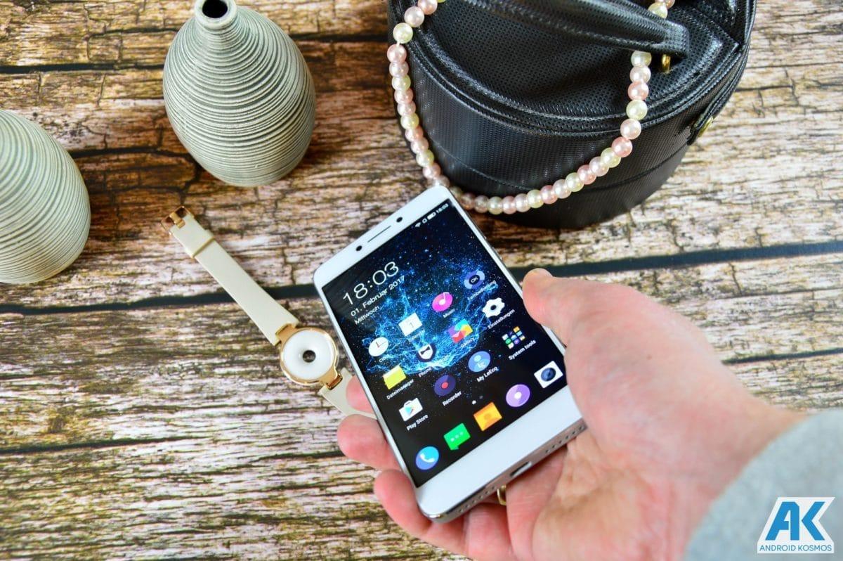 Coolpad Cool Changer 1C Test: Das erste Smartphone von LeEco und Coolpad 111