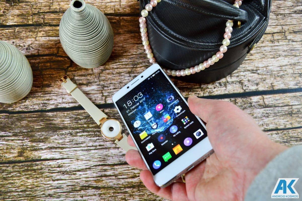 Coolpad Cool Changer 1C Test: Das erste Smartphone von LeEco und Coolpad 112