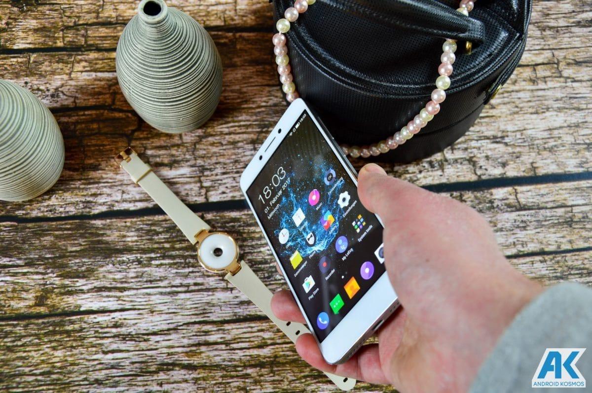 Coolpad Cool Changer 1C Test: Das erste Smartphone von LeEco und Coolpad 113