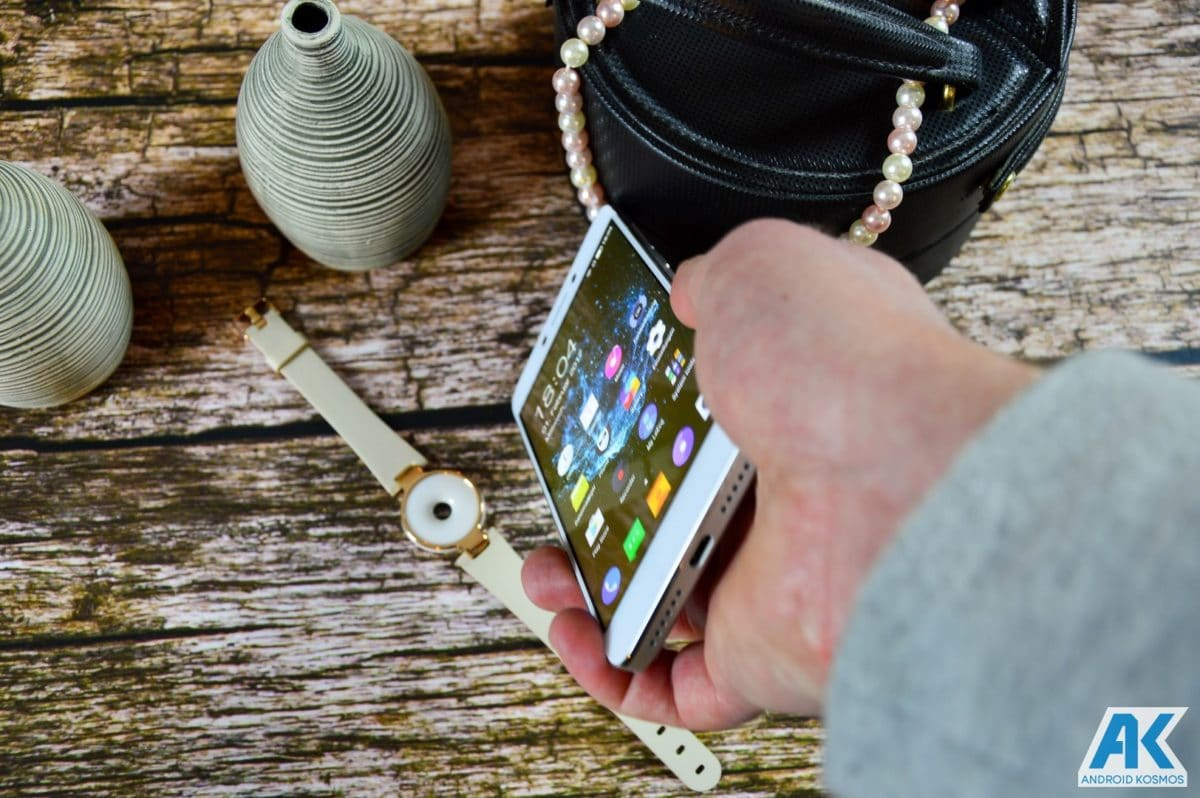 Coolpad Cool Changer 1C Test: Das erste Smartphone von LeEco und Coolpad 114