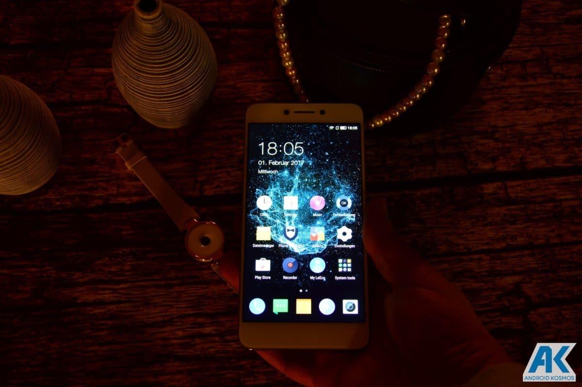 Coolpad Cool Changer 1C Test: Das erste Smartphone von LeEco und Coolpad 117
