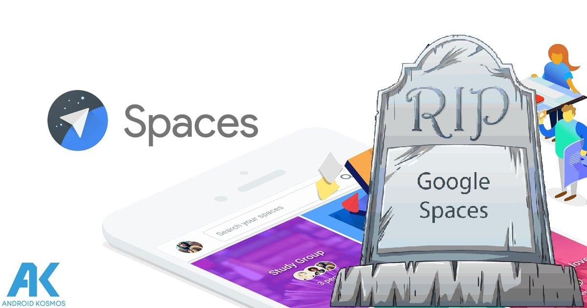 Google Spaces: Gruppenmessenger wird nach neun Monaten wieder eingestellt 1