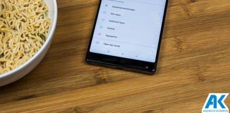 Androidkosmos Reviewfoto Xiaomi MiMix  2