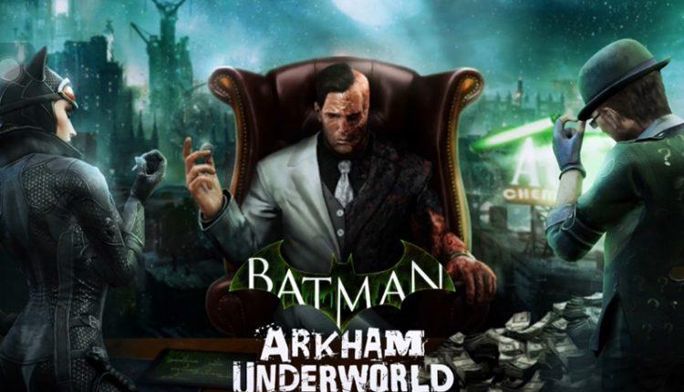 Batman Arkham Underworld: Game landet im Google Play Store 1