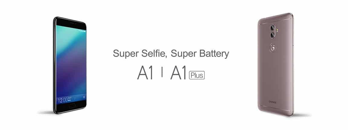 """""""Super Selfie, Super Battery"""" - Gionee stellt zwei neue Smartphones vor 8"""
