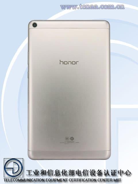 Huawei MediaPad T3 oder Honor Pad 3 bei der TENAA gelistet 4