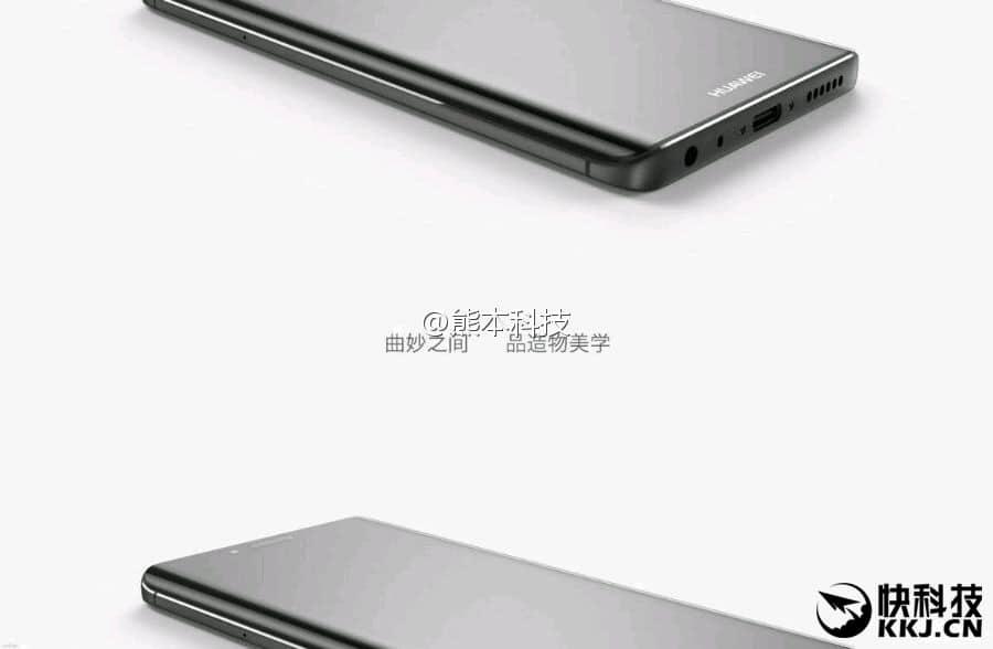 Auch das Huawei P10 Plus soll nun auf Pressebildern zu sehen sein 1