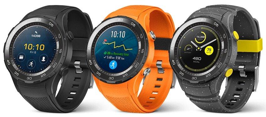 Huawei Watch 2: das Sport Modell mit SIM-Slot auf Bildern geleakt 1