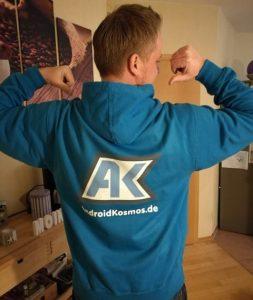 Daniel von AndroidKosmos.de
