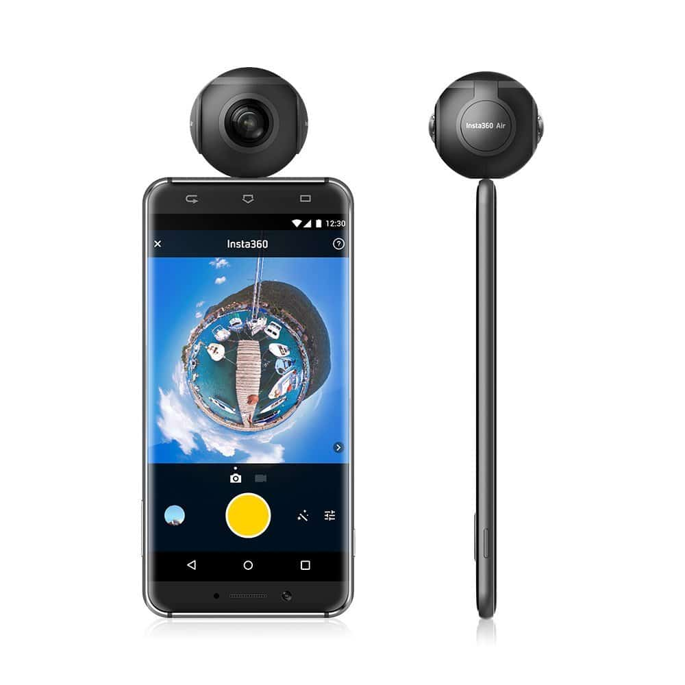 Honor kündigt eigene 360 Grad Kamera für Smartphones 3