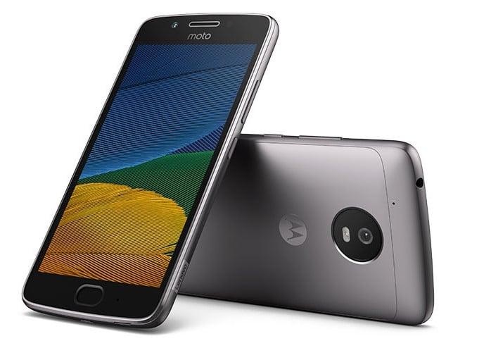Moto G5 Plus: offizielle Bilder und technischen Daten bestätigt 1