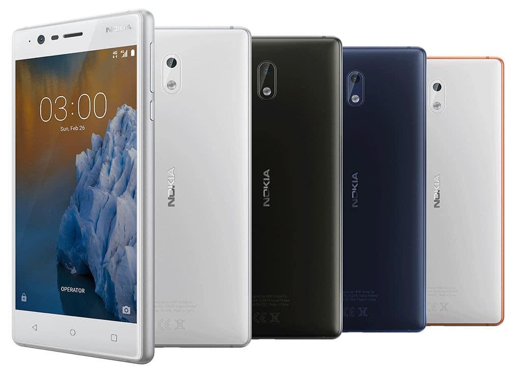 Das sind die neuen Nokia-Smartphones vom MWC 2017 1