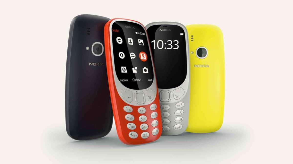 Nokia 3310 BeautyShot