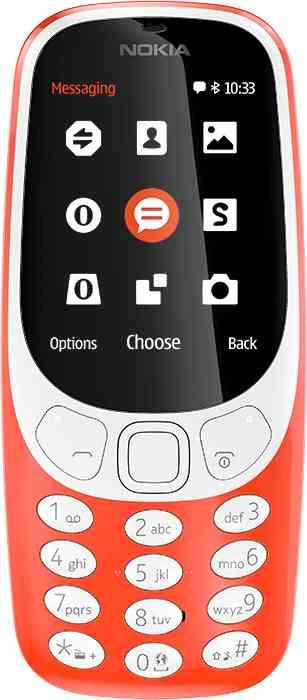 Nokia 3310: Neue Version des Kulthandy offiziell vorgestellt 7