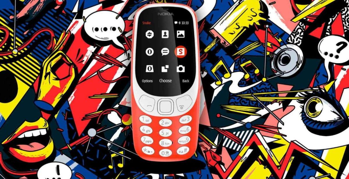 Nokia 3310: Neue Version des Kulthandy offiziell vorgestellt 2