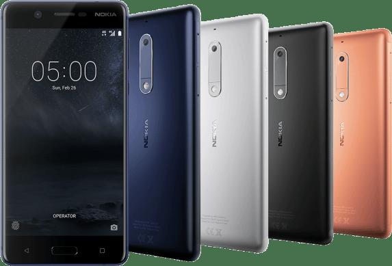 Nokia 5 Beautyshot Original