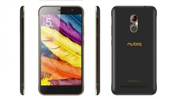 Nubia N1 Lite: günstiges 5,5 Zoll Einsteiger Smartphone auf der MWC vorgestellt 1