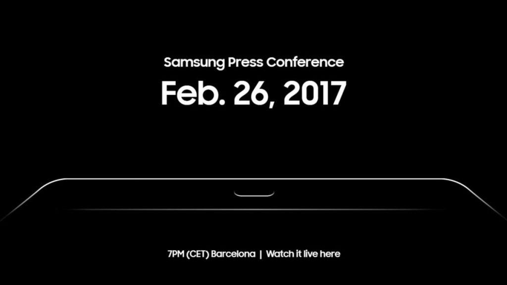 Samsung Live Stream MWC 2017 1024x576
