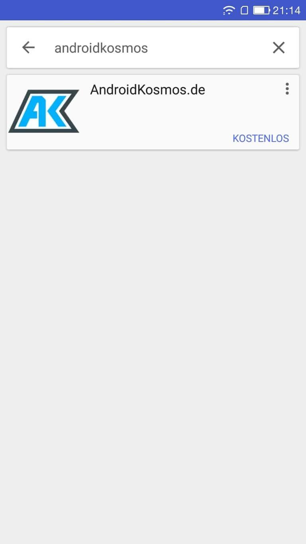 In eigener Sache: AndroidKosmos ab sofort im Google Play Kiosk 4