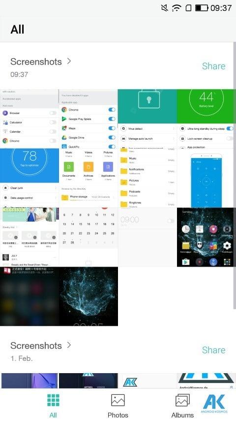 Coolpad Cool Changer 1C Test: Das erste Smartphone von LeEco und Coolpad 11