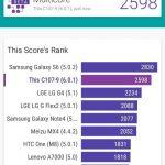 Coolpad Cool Changer 1C Test: Das erste Smartphone von LeEco und Coolpad 40