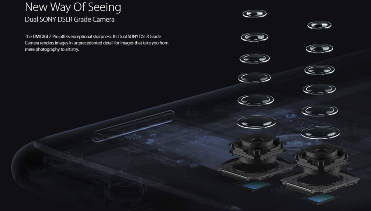 UmiDigi Z Pro mit Dual Kamera und Helio X27offiziell vorgestellt 9