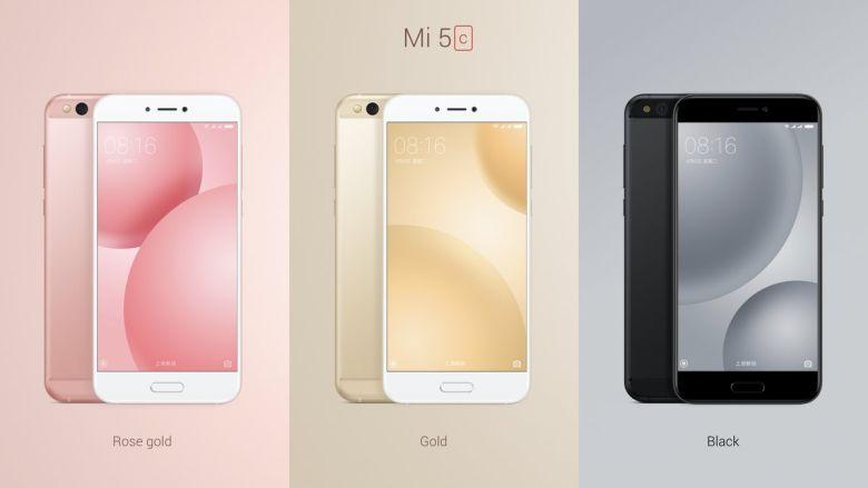 Xiaomi Mi 5c: erstes Smartphone mit eigenem Pinecone Surge S1 Prozessor vorgestellt 11