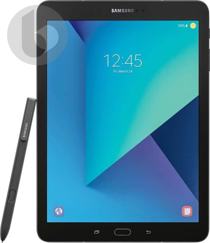 Neue Bilder des Samsung Galaxy Tab S3 zeigen Stylus und Tastatur 2