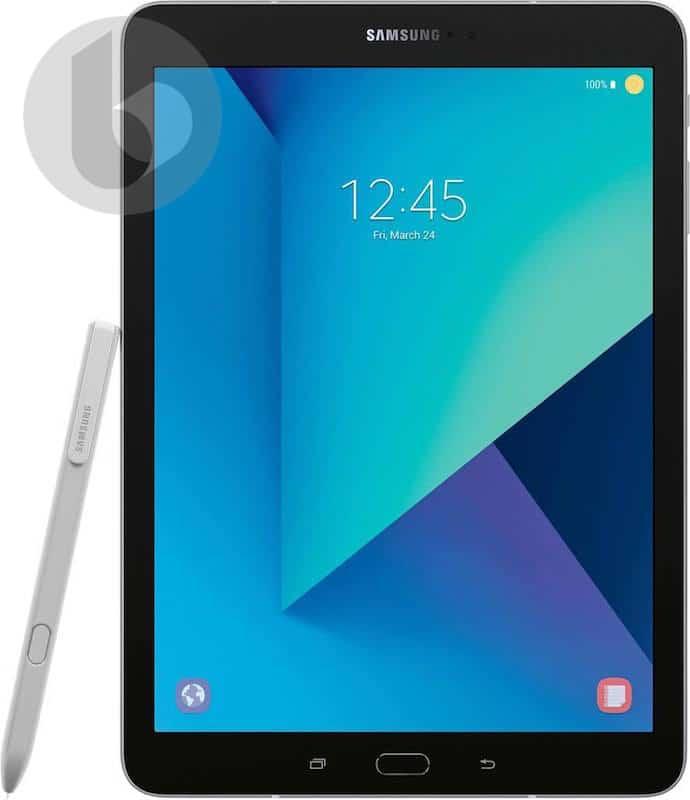 Neue Bilder des Samsung Galaxy Tab S3 zeigen Stylus und Tastatur 4