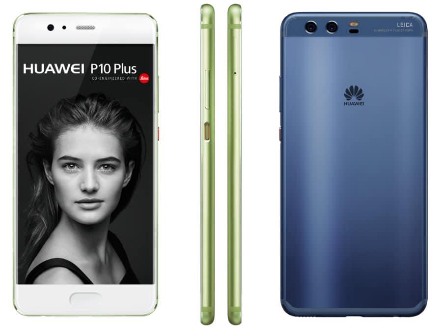 HUAWEI P10 und P10 Plus: Home-Button und neue Features 9