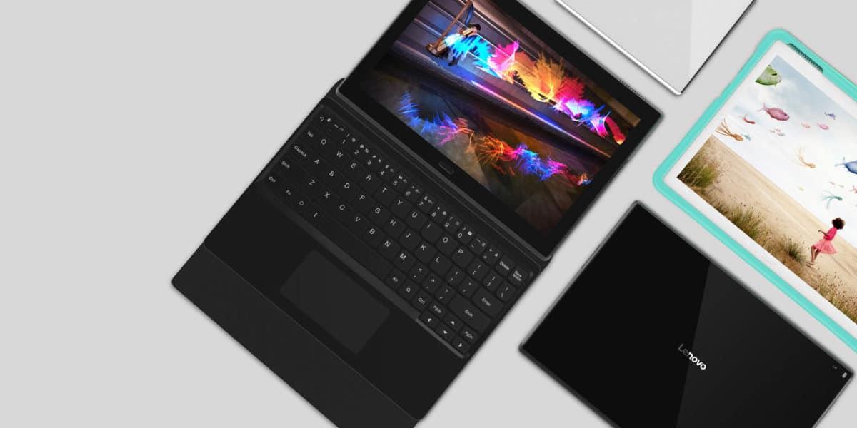 Lenovo präsentiert auf dem MWC vier neue Android-Tablets 2