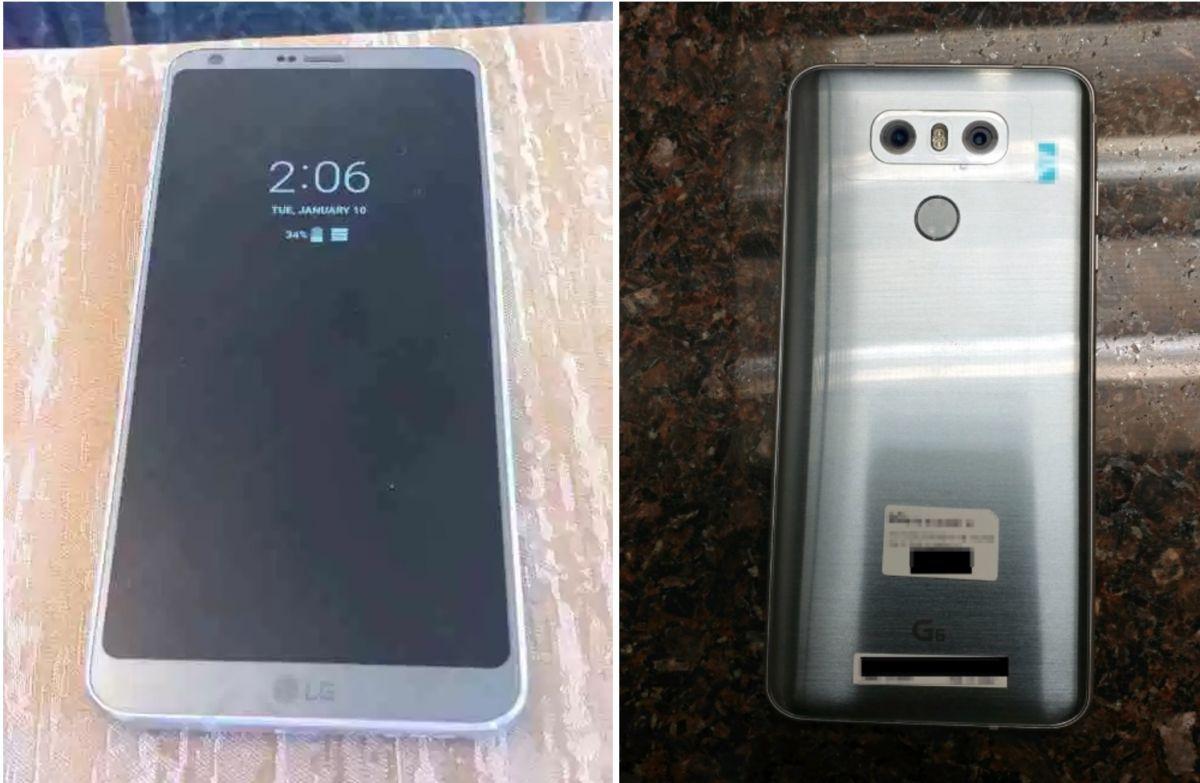 LG G6: Leaks zeigen vollständiges Design des kommenden Flaggschiffs 6