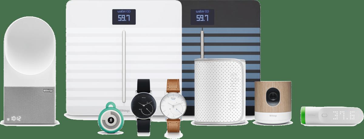 Nokia Health: Die Withings-Produkte erhalten ein Rebranding 2