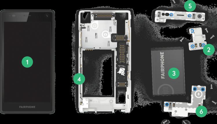 Das Fairphone 2 bekommt ein Android-Update und neue Kamera-Module [Update] 2
