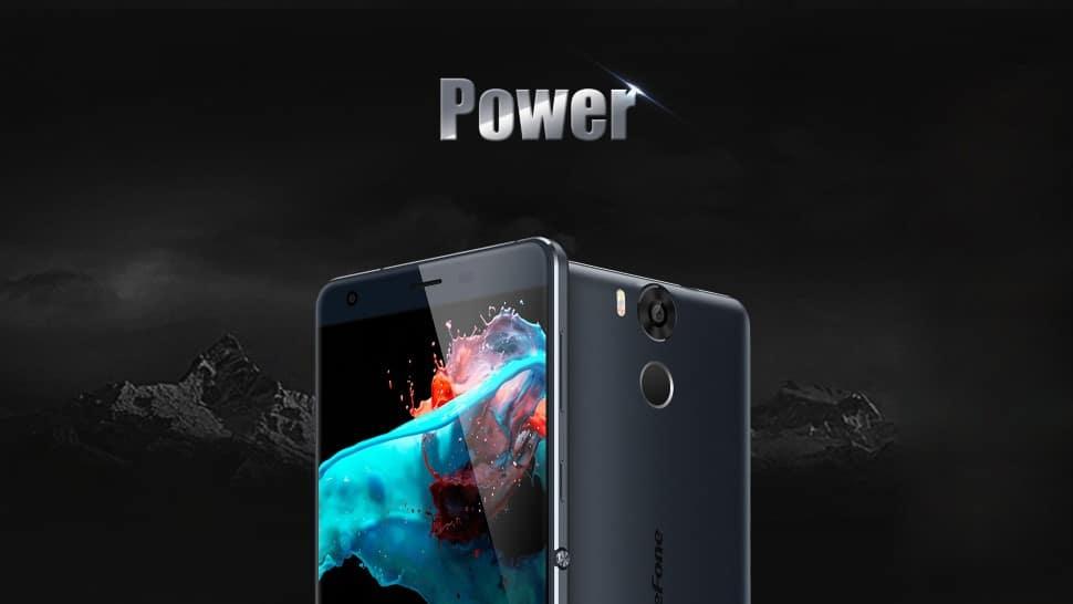 Ulefone Power 2: Smartphone mit 6050mAh Akku und 64GB ROM + 4GB RAM angekündigt 2