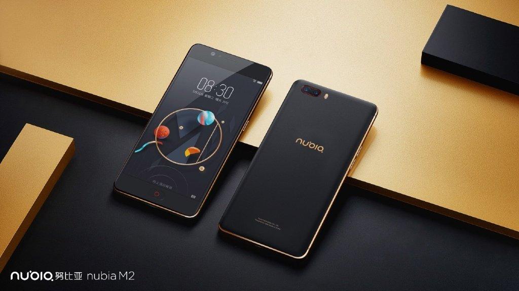 ZTE veröffentlicht drei neue Nubia-Smartphones 1