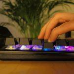 aLLreLi Test: Mechanical Gaming Keyboard - Imposante Lichtshow für den Schreibtisch 10