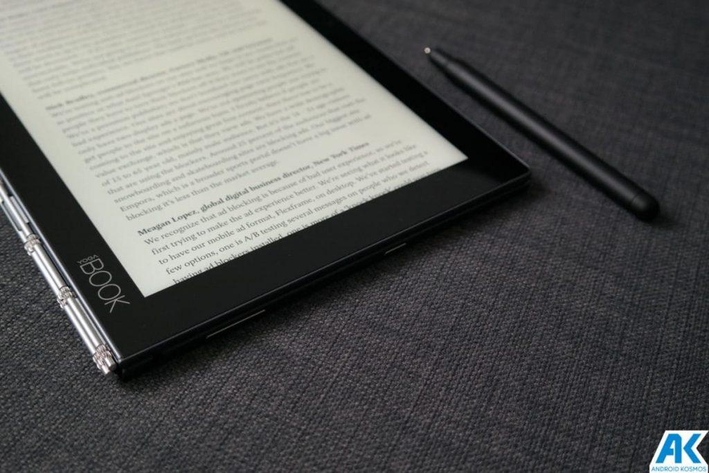 AndroidKosmos Lenovo Yoga Book 28 von 36 1024x683